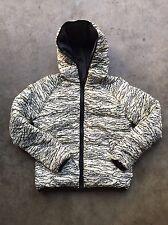 Essentiel Antwerp Hooded Puffer Down Jacket sz 40 Large Anthropologie