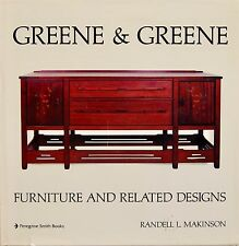 Greene & Green Furniture and Related Designs by Randell L. Makinson L07