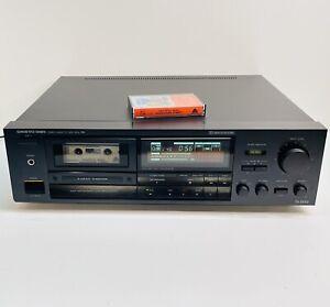 Onkyo Integra TA-2600 Stereo Cassette Tape Deck R1