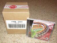 Lot of 12 Coaster Works Games (Sealed Box) for Sega Dreamcast Wholesale Lot