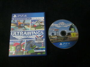 PS4 : ULTRAWINGS - Completo, ITA ! Solo per Playstation VR ! CONSEGNA IN 24/48H