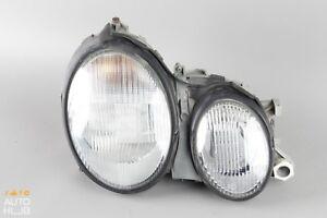 98-03 Mercedes W208 CLK320 CLK430 Headlight Lamp Right Passenger Halogen OEM