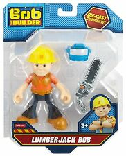 Bob the Builder - Lumberjack Bob Figure