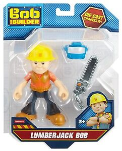 Bob the Builder - Lumberjack Bob Figure