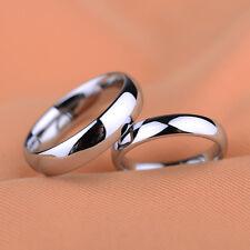 PRO  Edelstahlring Fingerring Ring Edelstahl  Damen Herren 5mm NEU.