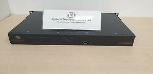 Avocent DSR 4030 - 16 Port KVM Over IP Switch