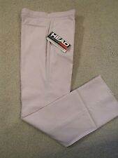 HEAD GOLF/DRESS/CASUAL PANTS W/SHIRT GRABBER WAISTBAND - 34 X UNHEMMED - NWT