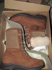 UGG Aust ADIRONDACK III Sheepskin Boots Womens size 7 chestnut brown NEW in Box