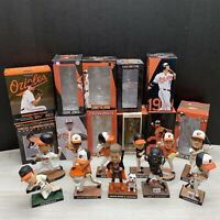Orioles SGA Bobblehead LOT of 11 Adam Jones Machado Markakis Hardy Wieters
