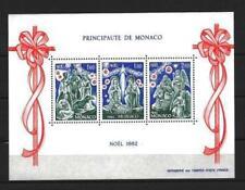 Monaco 1982 Yvert bloc n° 23 neuf ** 1er choix