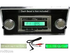 1968-1972 Ford Truck Radio w/ FREE Aux Cable + 230 Stereo*