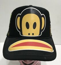 A Bathing Ape Monkey Face See Through Back Unisex Stylish Cap Adjustable Size