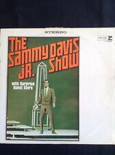 THE SAMMY DAVIS Jnr SHOW with Frank Sinatra & Dean Martin 1965 Reprise LP RS6188