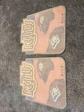 Regulas By Sega Side Art Sideart Original 1983 Wico 2 Pieces Nos