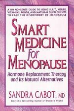 Sandra Cabot - Smart Medicine For Menopause (1998) - Used - Trade Paper (Pa