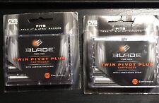 CVS Blade For Men Twin Pivot Plus Fits Atra & Trac II Razors - 2 Packages