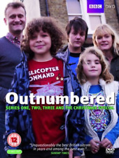Hugh Dennis, Claire Skinner-Outnumbered: Series 1-3 DVD NEW