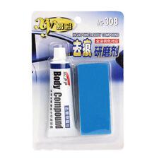 Remover Paste Compound Paint Brush Scratch Car Kit Sponge Repair Body Eraser