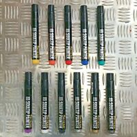 3x On The Run 4201 Soultip - Bullet Tipped Paint Marker - Full Range