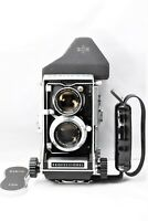 【Near MINT】Mamiya C33 Pro Porro Medium w/ Sekor 105mm f/3.5 +Grip from JAPAN 178