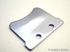 VW Type 2  Vent Wing Latch Lock Plate - 1953 to 1967