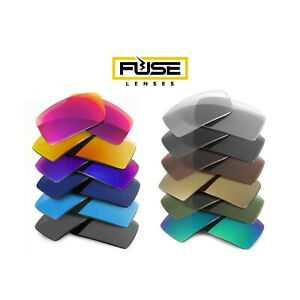 Fuse Lenses Photochromic Replacement Lenses for Oakley Currency
