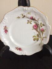 "Royal Heidelberg Winterling Germany Rose Brier Bread & Butter Plates    6"""