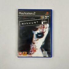 Manhunt Playstation 2 PS2 Game | Good Condition | Free U.K. Post