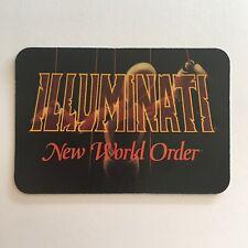 INWO - Illuminati New World Order Card Game Unlimited COMMON - You Pick CCG TCG