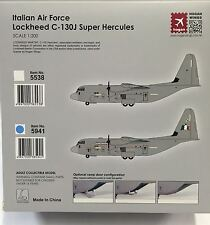 Hogan Wings 5941, Lockheed C-130J Super Hercules, Italian Air Force, 1:200, 14+