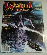 Weird Tales -  #326 - Winter 2001-2002 - Charles L Harness - Keith Taylor