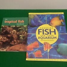 Aquarium Start Up Books Fish Tropical