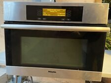 New listing Miele H4080Bm Microwave & Convection Oven