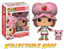 Strawberry Shortcake - Strawberry Shortcake & Custard Scented Pop! Vinyl Figure