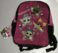 Mga Entertainment Licensed Lol Surprise! Glitterati 16-Inch Girl's Backpack Nwt