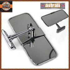 Rear View Mirror Stainless Steel / Chrome Interior AUSTIN HEALEY, COBRA