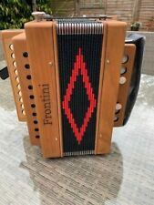 More details for frontini single row accordion in d - sale price