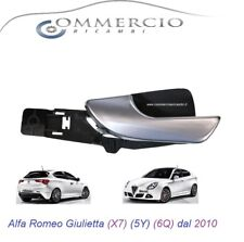 Alfa Romeo Giulietta Interior Door Handle from 2010 Front Guide Side NEW