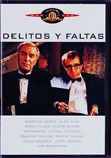 Woody Allen: DELITOS Y FALTAS con Mia Farrow.