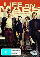 Life On Mars : Season 1 (DVD, 2009, 5-Disc Set)