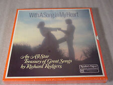 READER'S DIGEST AN ALL-STAR TREASURY OF GREAT SONGS BY RICHARD RODGERS 7 ALBUMS!
