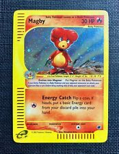Pokemon Magny Holo Expedition #17/165 NM (T)