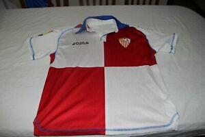 CAMISETA  OFICIAL VINTAGE DEL SEVILLA FC DE LA MARCA JOMA TALLA S ESCASA   SHIRT