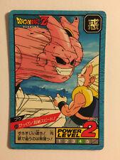 Dragon Ball Z Super Battle Power Level 604 Version H.K.