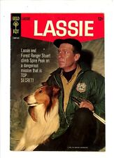 "1966 Gold Key & MGM ""Lassie"" Issue #67, Fine."