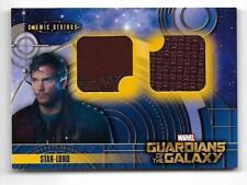 2014 Upper Deck Guardians of the Galaxy Cosmic Strings CS-1 Star Lord Varient