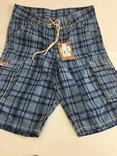 TRUE RELIGION BRAND JEANS SWIMWEAR SHORTS