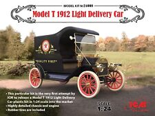 ICM 1/24 Modelo T 1912 Luz entrega Coche # 24008