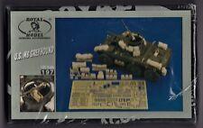 ROYAL MODEL 197 - U.S. M8 GREYHOUND CONVERSION SET - 1/35 RESIN KIT