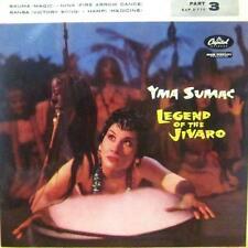 "Yma Sumac(7"" Vinyl P/S 1st Issue)Legend Of The Jivaro Part 3-Capitol-UK-Ex/Ex"